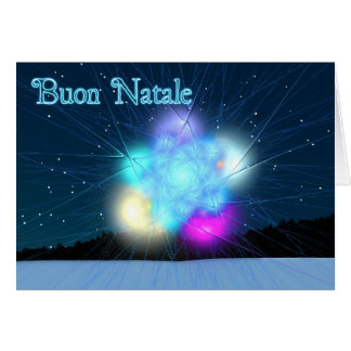 Buon Natale - Jack Frost Greeting Card