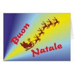Buon Natale Karte