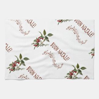 Buon Natale Kitchen Towel