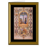 Buon natale - Lord's Prayer in Italian Greeting Cards