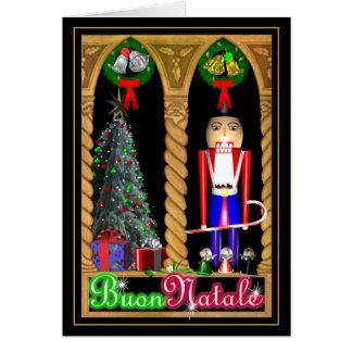 Buon Natale  -Merry Christmas Card