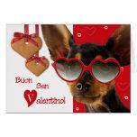 Buon San Valentino. Italian Greeting Cards