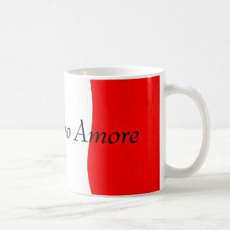 Buongiorno Amore Coffee Mug