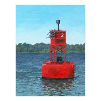 Buoy #2 postcard