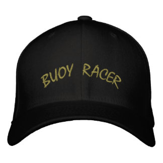 Buoy Racer Hat Embroidered Baseball Cap