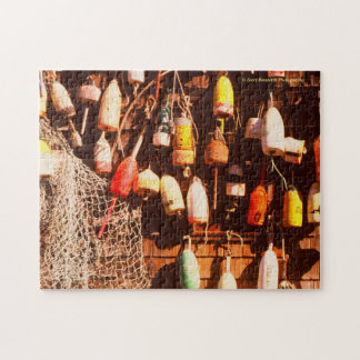 Buoys and Tackle Jigsaw Puzzle