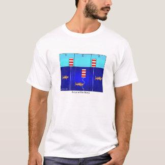 Buoys will be Buoys Cartoon T-shirt