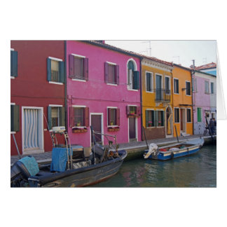 Burano Homes Card