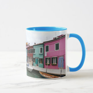 Burano in The Venetian Lagoon Mug