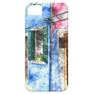 Burano Italy Buildings Case For The iPhone 5
