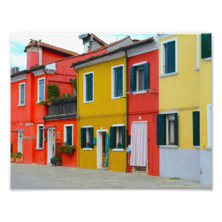 Burano Italy Buildings Photo