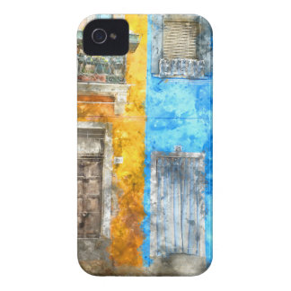 Burano Italy near Venice Italy iPhone 4 Cover