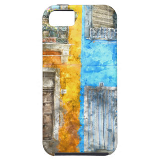 Burano Italy near Venice Italy iPhone 5 Case