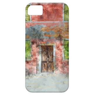 Burano Italy near Venice Italy iPhone 5 Cover