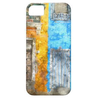 Burano Italy near Venice Italy iPhone 5 Covers