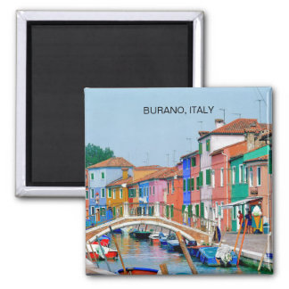 BURANO VENICE ITALY MAGNET