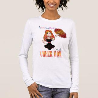 Burbank Cheer Mom Long Sleeve T-Shirt
