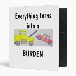 Burden Binder
