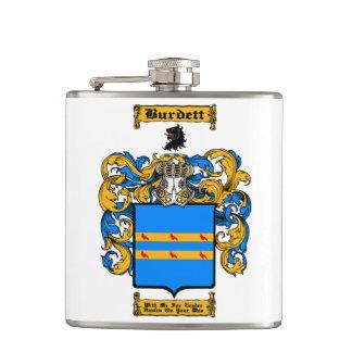 Burdett Hip Flask