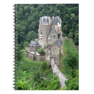Burg Eltz castle, Germany Notebook