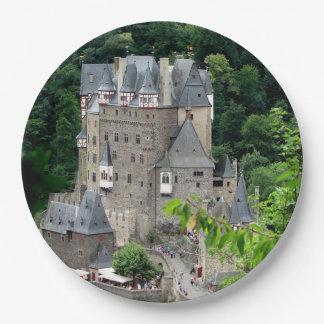 Burg Eltz,Germany Paper Plate