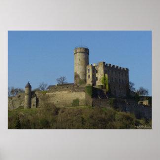Burg Pyrmont Poster