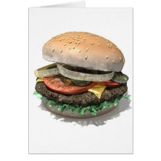Burger Card