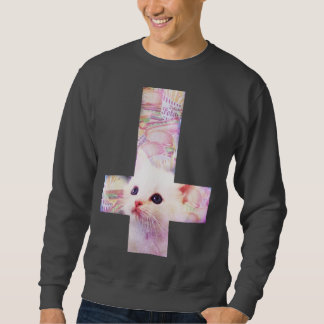 Burger Cross Sweatshirt