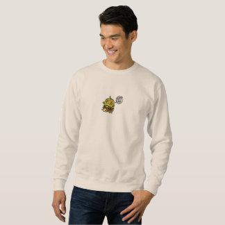 """Burger """"Eat Me"""" Men's Basic Sweatshirt"""
