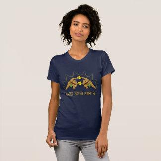 Burger Fusion Power Ha! T-Shirt