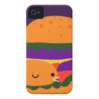 burger iPhone 4 case