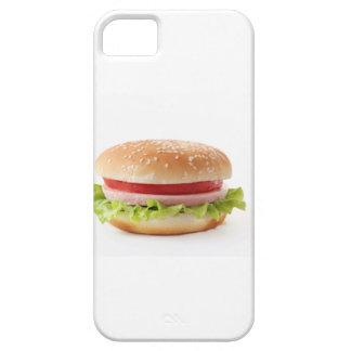 burger iPhone 5 case