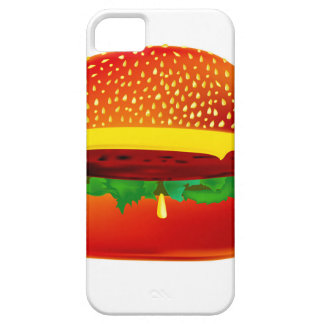 Burger iPhone 5 Covers