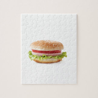 burger jigsaw puzzle