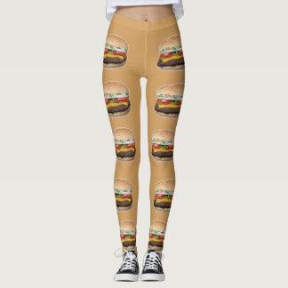 Burger Leggings