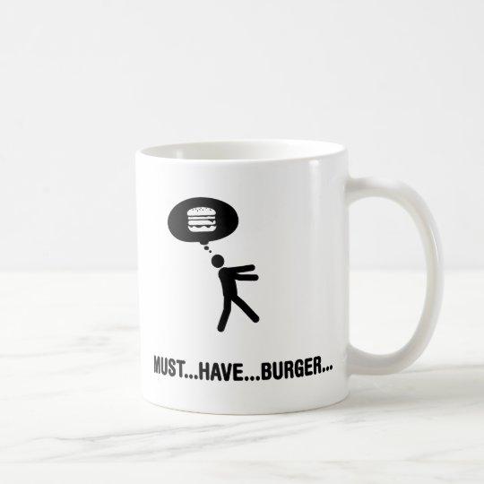 Burger Lover Coffee Mug