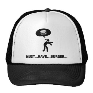 Burger Lover Hats