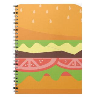 Burger Notebooks