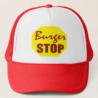 Burger Stop Hat