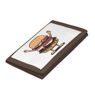 Burger Wallet