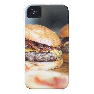 Burgers Case-Mate iPhone 4 Case