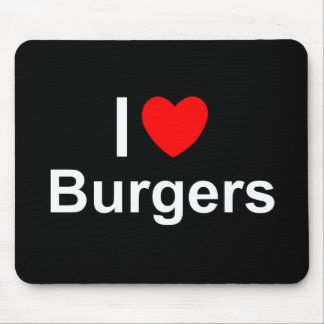 Burgers Mouse Pad