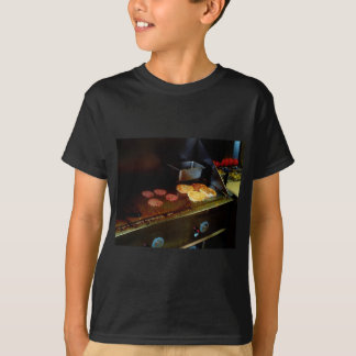 Burgers on Grill - T-Shirt