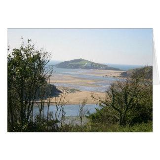 Burgh Island Card
