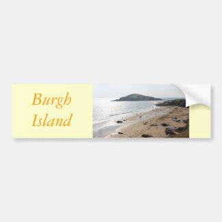 Burgh Island, Devon Bumper Stickers