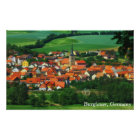 Burglauer, Germany Poster