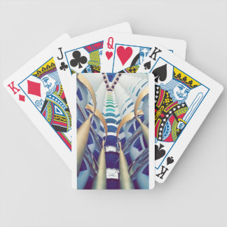 Burj Al Arab Inside Bicycle Playing Cards