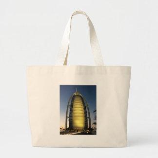 Burj Al Arab Large Tote Bag