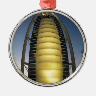 Burj Al Arab Metal Ornament