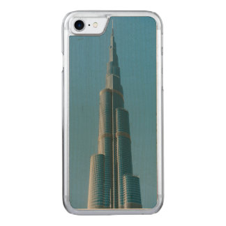 Burj Khalifa,Dubai Carved iPhone 8/7 Case